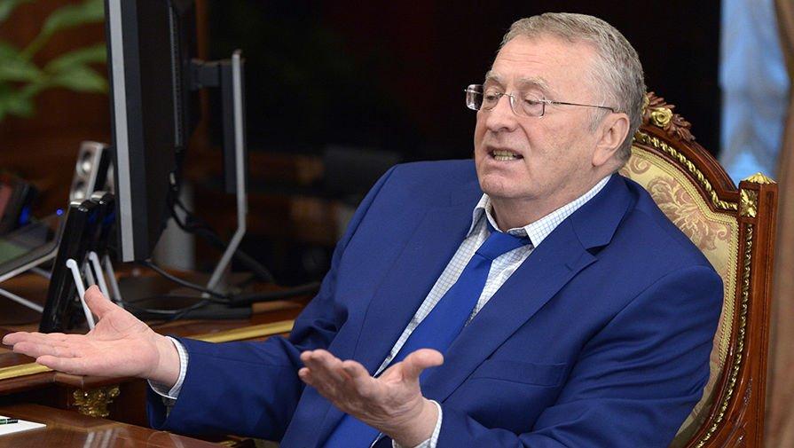 Транссексуал-пенсионер подал всуд наЖириновского и хочет получить 100 тыс.