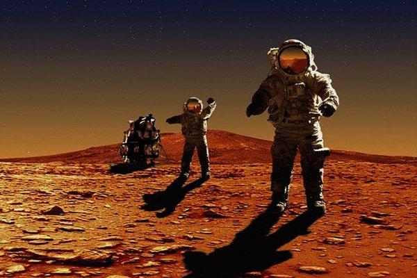 ВNASA усомнились ввозможности создать базу наспутнике Марса