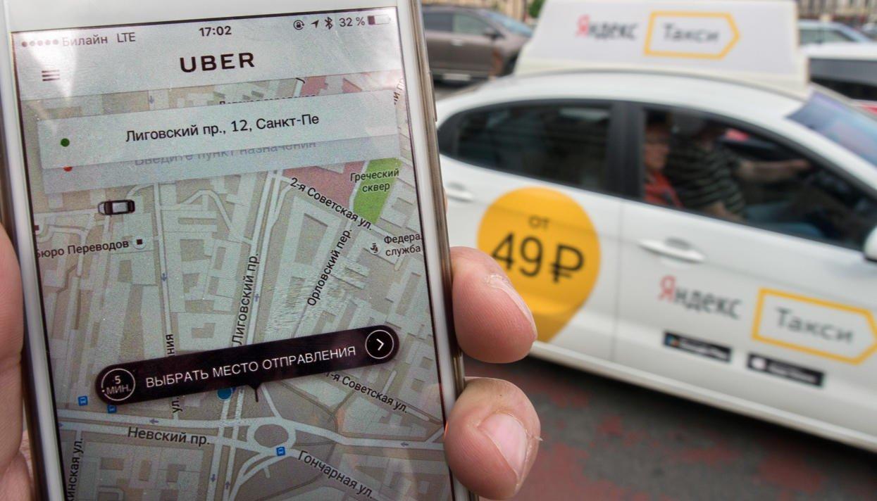 Uber может поделиться беспилотными технологиями скомпанией «Яндекс»