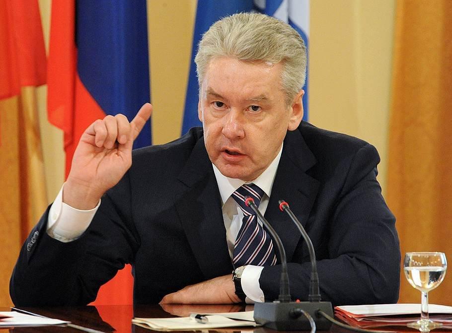 Собянин пообещал столичным медиками среднюю заработную плату в120 тыс. руб