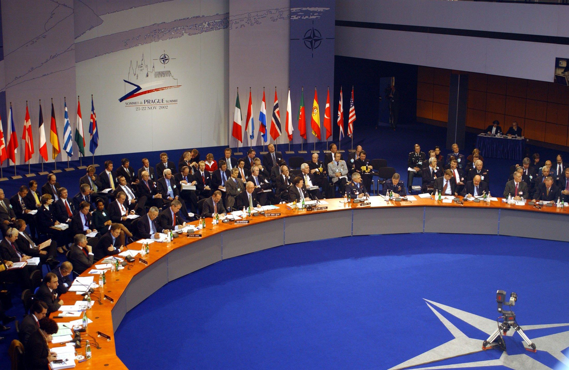 ВНАТО нехотят восстанавливать сотрудничество сРоссией