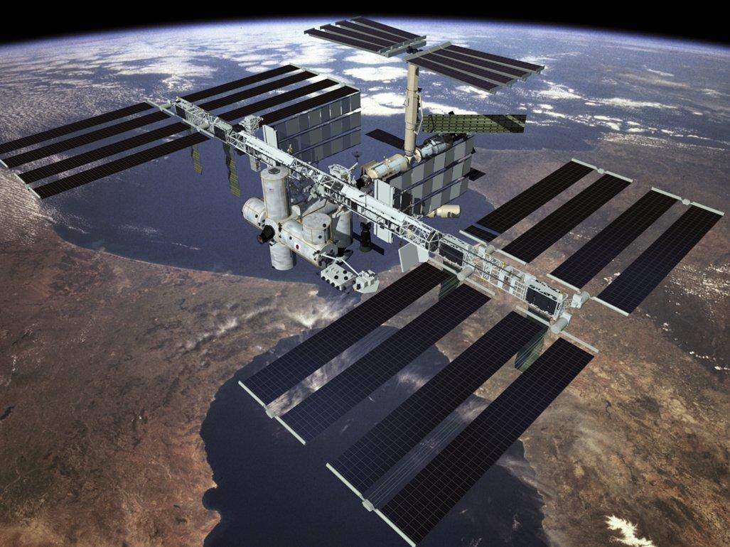 Роскосмос: экипажу МКС после утечки фреона наамериканском сегменте ничего не грозит
