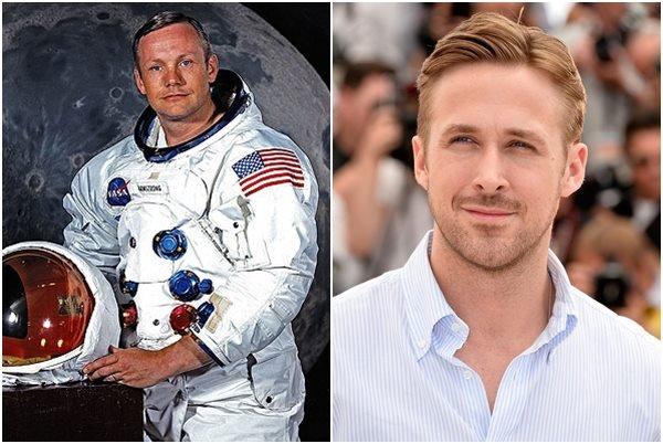 Райан Гослинг станет первым человеком на Луне