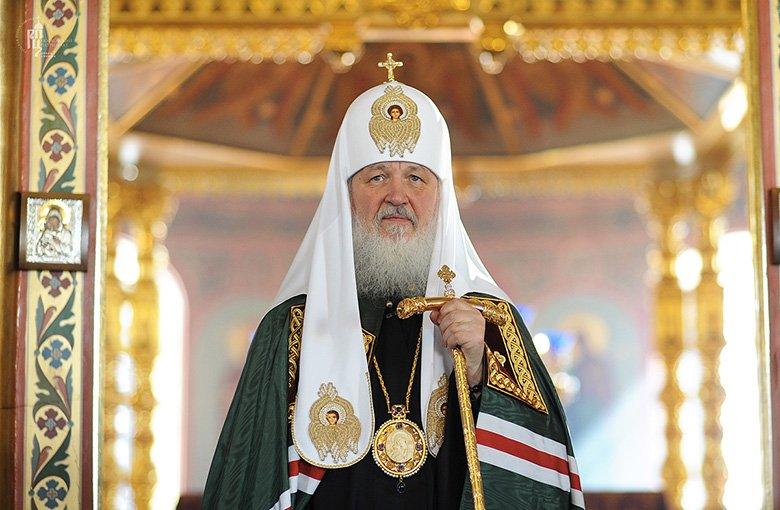 Патриарх Кирилл поведал опервой встрече сбездомными вСША