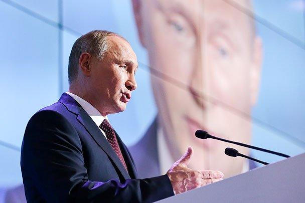 Создатели изПетербурга запустят игру отретьем президентском сроке В.Путина