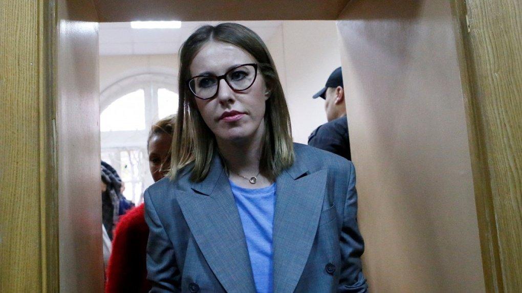Ходорковский неувидел смысла в финансовом снабжении избирательной кампании Собчак
