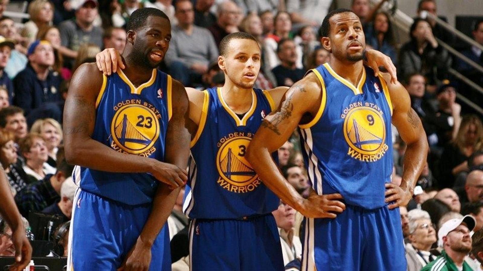 Баскетболисты «Голден Стэйт» и«Вашингтона» устроили потасовку вматче НБА