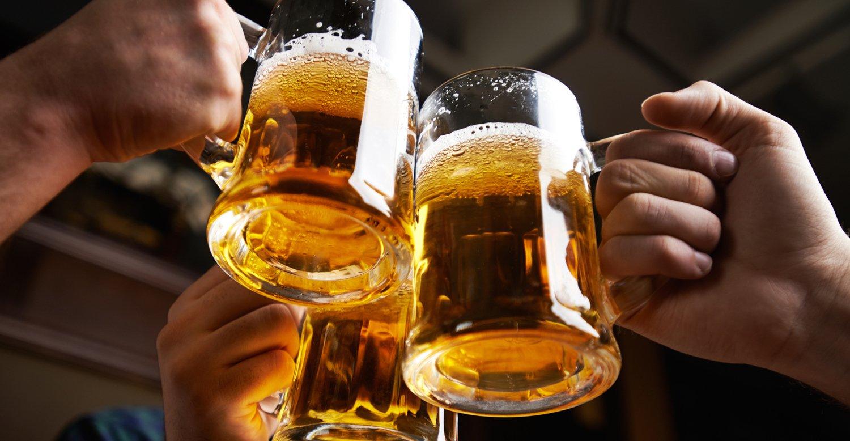 Производство пива вРФ задевять месяцев снизилось на8,5%