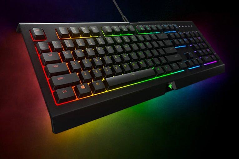 Компания Razer представила новейшую клавиатуру Cynosa Chroma снастраиваемой подсветкой