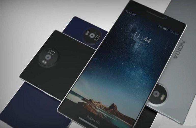 Обнародованы характеристики смартфона Nokia