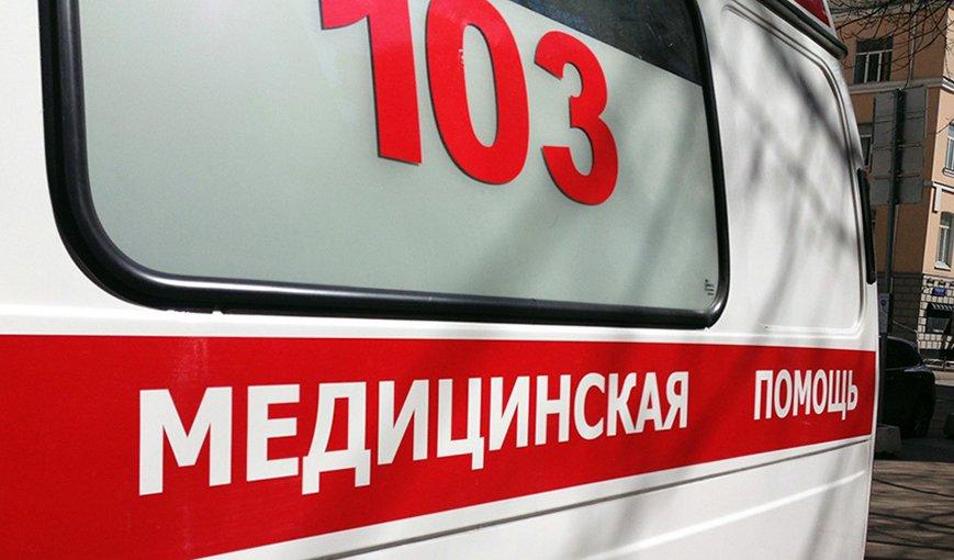 Пьяная автоледи сожгла «скорую» воВладивостоке