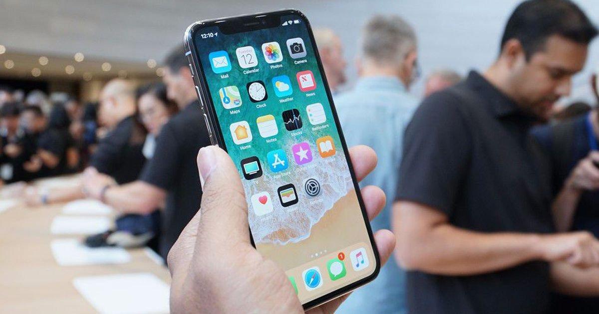 Рабочего  Apple сократили  из-за видео его дочери про новый iPhone X