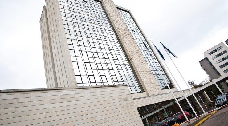 Прежнего Минфина Эстонии подозревают впедофилии