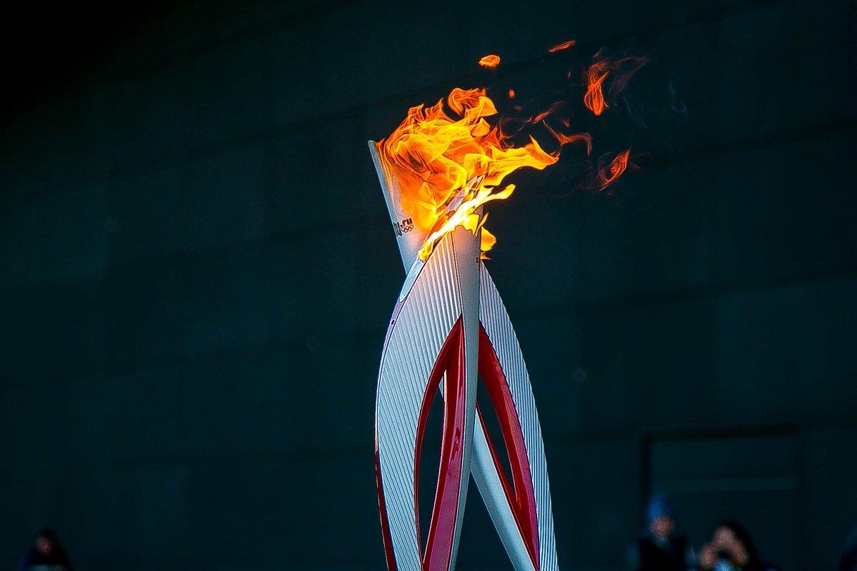 ВАфинах состоялась церемония передачи олимпийского огня оргкомитету зимних Игр 2018 года