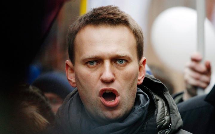 Навальный постримит с«кукурузой ванусе»