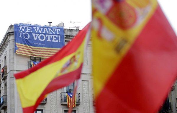 Мадрид воспринимает каталонский референдум, как нелегальное мероприятие