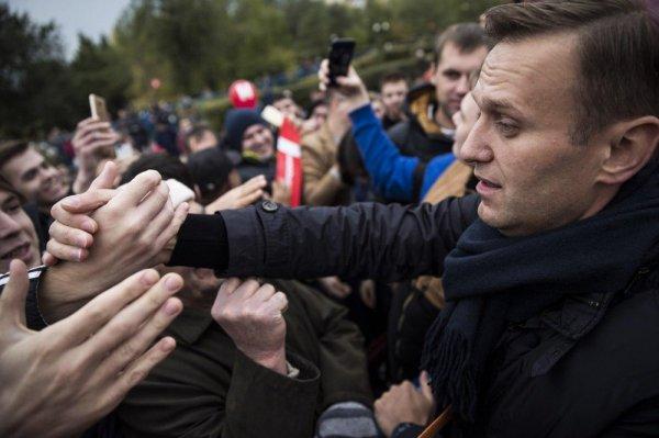 Собчак назвала Навального оппозиционером-монополистом