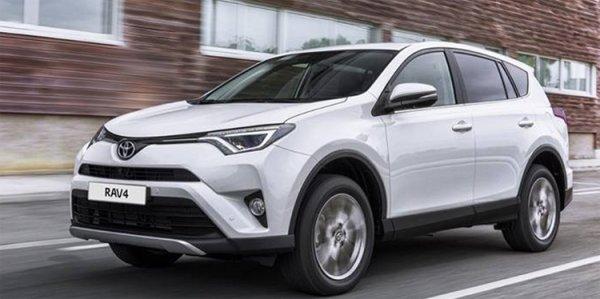 В России снова появится Toyota RAV4 в дизельной модификации
