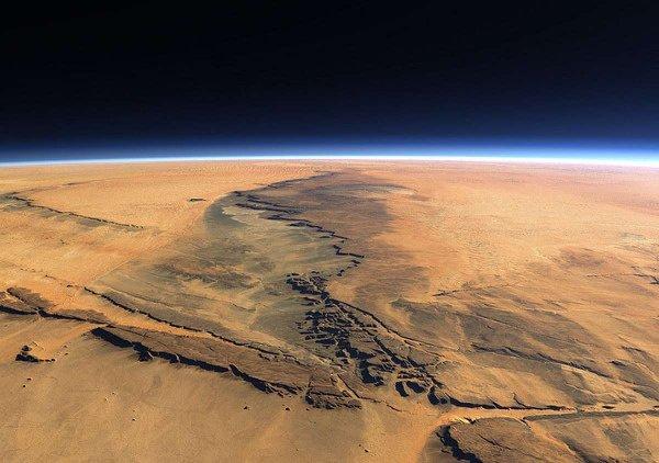 NASA предложило желающим отправить табличку со своим именем на Марс