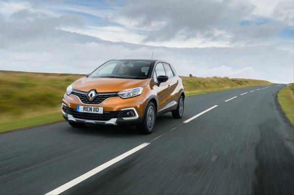 Обновленный Renault Captur получил новые мотор и трансмиссию
