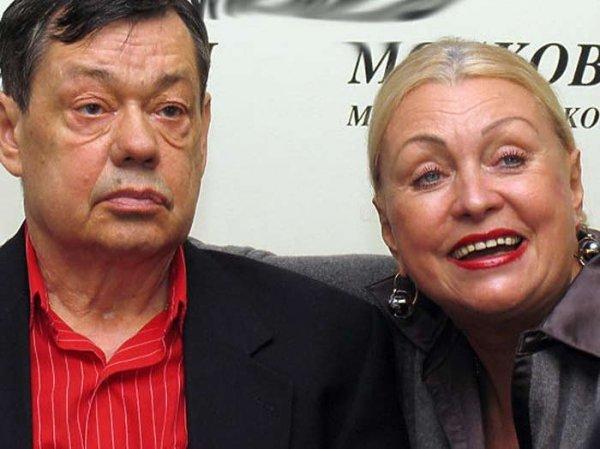 Супруга Николая Караченцова рассказала о состоянии актера