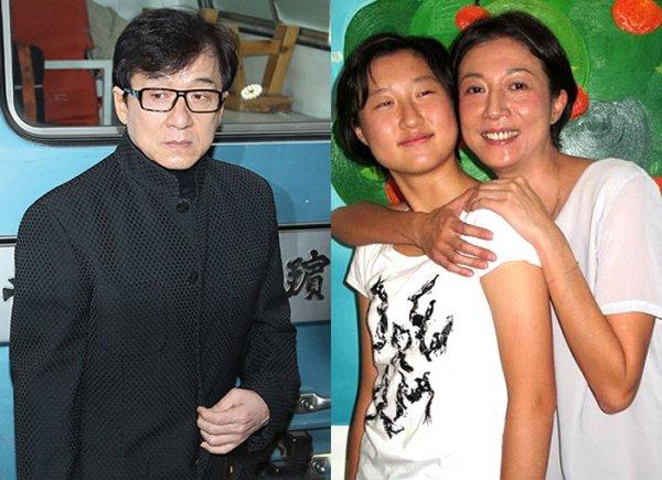 Дочь актера Джеки Чана назвала себя лесбиянкой