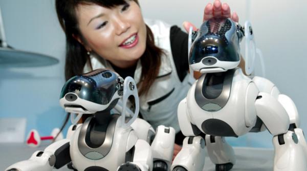 Впервые за 12 лет Sony выпустит робота-собаку