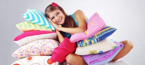 Ученые: Шелковая подушка предотвратит появление морщин