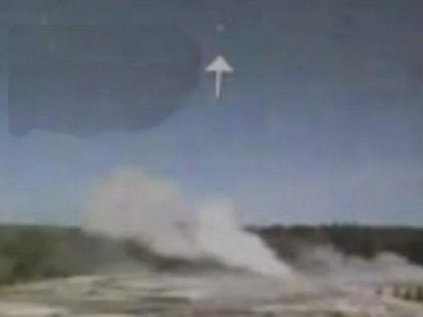 НЛО над Йеллоустоуном: Зачем инопланетяне атаковали вулкан?