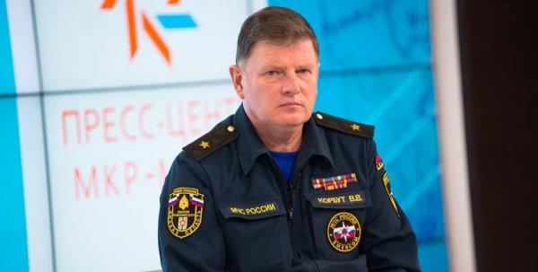 Глава омского МЧС ушел из ведомства в политику