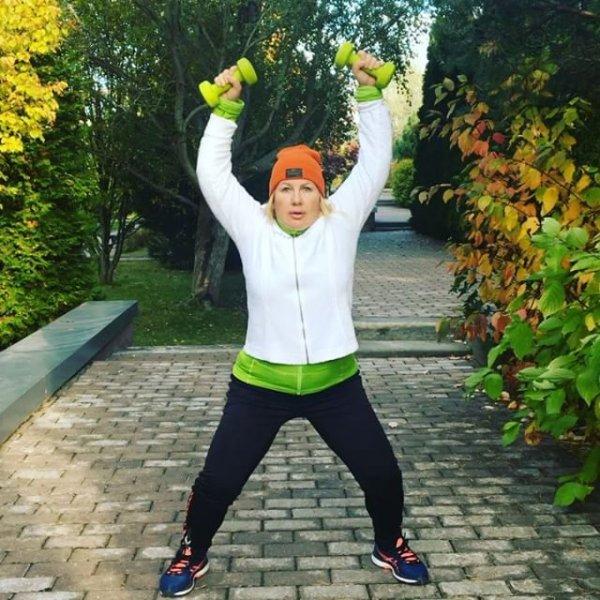 Ева Польна сообщила о своём желании похудеть