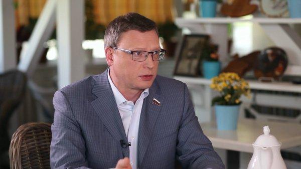 Госдума досрочно отстранила от депутатской деятельности врио губернатора Омской области