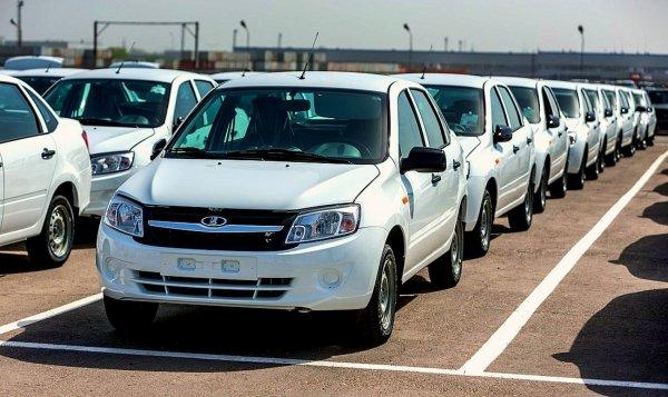 Экспорт легковых автомобилей из России вырос на 52%