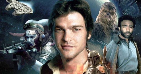 Фильма про героя «Звездных войн» Хана Соло обзавелся официальным названием