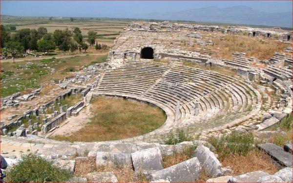 Ученые опровергли великолепное качество акустики древнегреческих амфитеатров