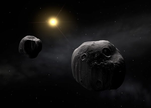 Астрономы заявили о возможном конце света в 2058 году из-за астероида: Земля столкнется с самым большим космическим телом за всю историю существования