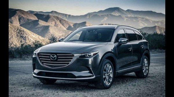 Российские эксперты протестировали новый кроссовер Mazda CX-9