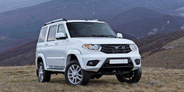 УАЗ поставит в Мексику к концу года почти 90 автомобилей