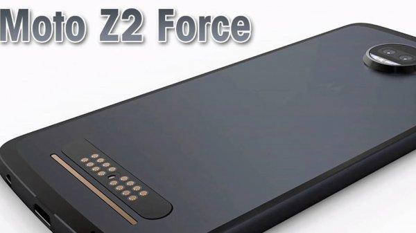 Цена обновленного Motorola Moto Z2 Force выше чем у iPhone X