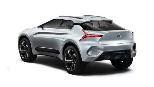 Кроссовер Mitsubishi Evoluiton возродился как электрокар