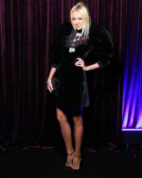 Яна Рудковская превратилась в женщину-вамп