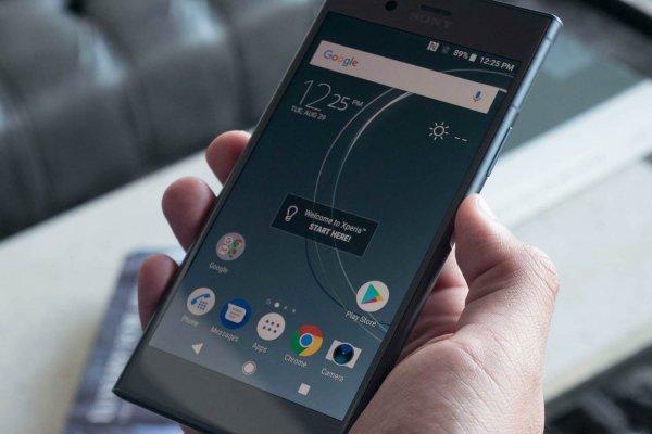 Sony представила доступные смартфоны Xperia R1 и R1 Plus