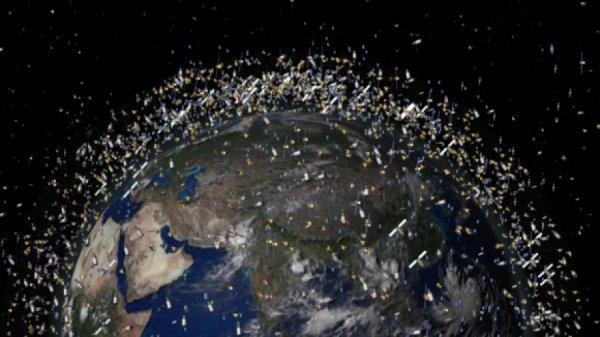 Кладбище космических кораблей: Когда Землю накроют тонны звёздного мусора?