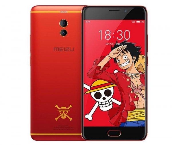 Meizu выпустит смартфон M6 Note One Piece Edition в зеленом цвете