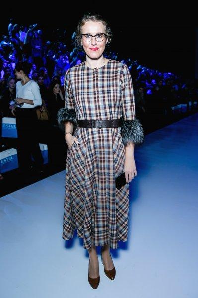 Ксения Собчак неприятно удивила фанатов на Неделе моды