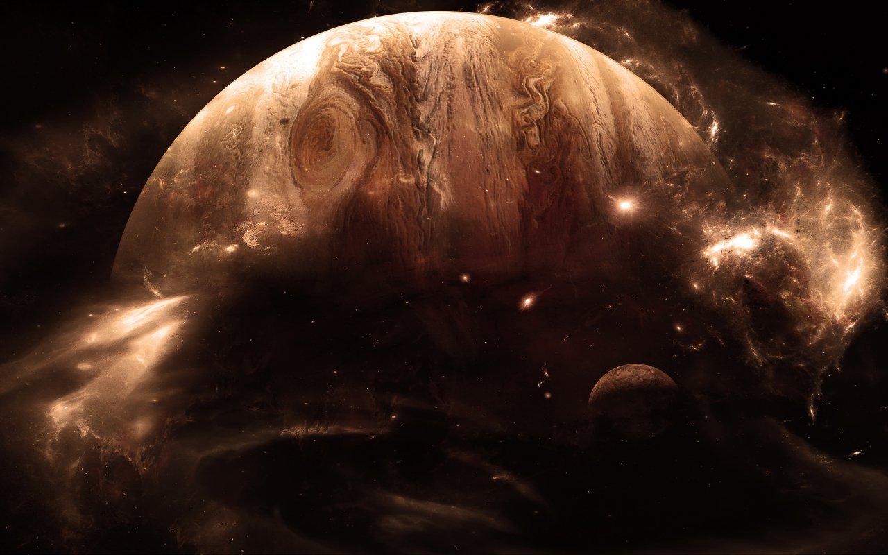 Ученые нашли необычную планету-монстра