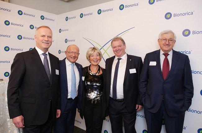 «Бионорика» провела пресс-конференцию, посвященную 20-летию компании