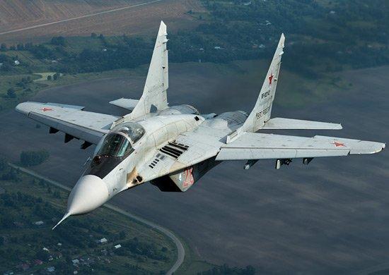 Венгрия выставила наторги 23 списанных истребителя МиГ-29