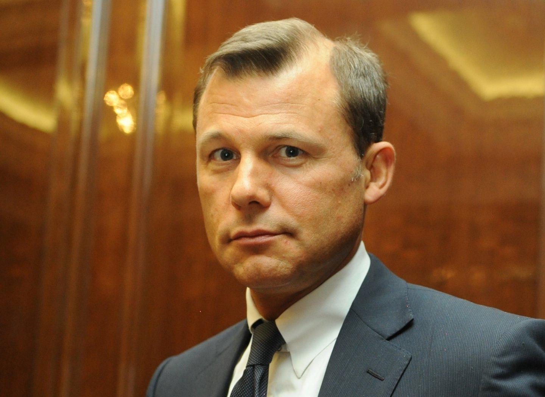 Дмитрий Страшнов назначен надолжность операционного директора Группы «ЕвроХим»— EuroChem