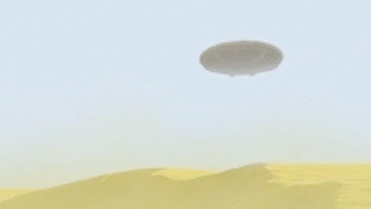 Германский путешественник поведал отелепортирующихся внебе над Сахарой пришельцах
